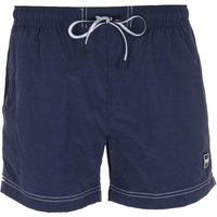 BOSS Tuna Small Tab Navy Swim Shorts