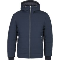 BOSS Cestra Reversible Padded Navy Jacket