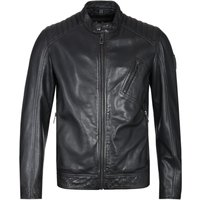 Belstaff V Racer Black Leather Jacket