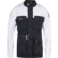 Belstaff Trialmaster XL500 Navy & White Jacket