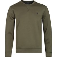 Polo Ralph Lauren Tech Fleece Crew Neck Forest Green Sweatshirt