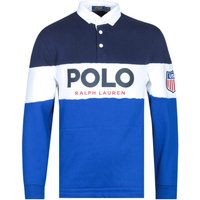 Polo-Ralph-Lauren-Multi-Coloured-Navy-Blue-and-White-Rugby-Shirt