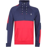 Polo-Ralph-Lauren-Interlock-QuarterZip-Navy-Pullover