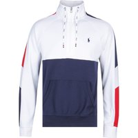 Polo-Ralph-Lauren-Interlock-QuarterZip-White-Pullover