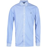 Polo-Ralph-Lauren-Button-Down-Long-Sleeve-Striped-Shirt