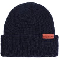 Red Wing Merino Wool Navy Beanie Hat