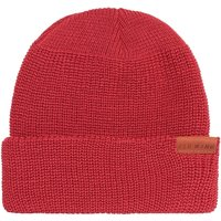 Red Wing Merino Wool Red Beanie Hat