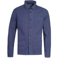 Albam Navy Foundry Shirt