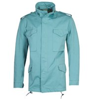 Ten C Aqua Blue Field Jacket
