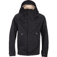 Ten C True Black Waterproof Tempest Anorak