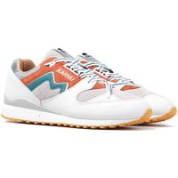 Karhu Synchron Classics Lily White & Whitecap Grey Suded Trainers