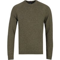 PS Paul Smith Crew Neck Military Green Sweater