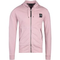 MA-Strum-Full-Zip-Cassis-Pink-Training-Hoodie