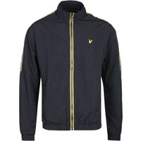 Lyle & Scott True Black Taped Track Jacket