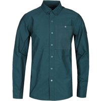Barbour International Dual Pine Green Overshirt