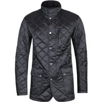 Barbour Black Vende Quilted Jacket