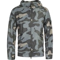 CP Company Pro-Tek Camo Green Hooded Jacket