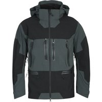 7L 412 Rain Layer Black Waterproof Jacket