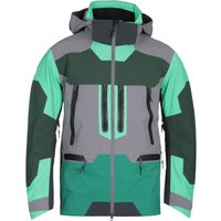 7L-412-Rain-Layer-Green-and-Grey-Patch-Waterproof-Jacket