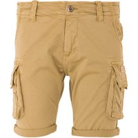 Alpha Industries Crew Shorts - Khaki