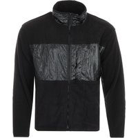 Rains Fleece Sweatshirt - Black