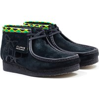 Clarks Originals Jamaica Bee Boots - Black