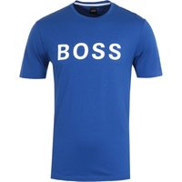 BOSS Tiburt Bionic Cotton Blue T-Shirt
