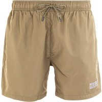 HUGO Haiti Khaki Swim Shorts