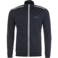 BOSS Bodywear Tracksuit Zip Sweatshirt - Navy
