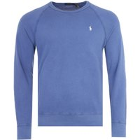 Polo Ralph Lauren Spa Terry Sweatshirt - Bright Navy