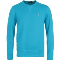 Polo Ralph Lauren Logo Fleece Sweatshirt - Cerulean Blue