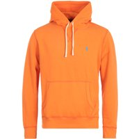 Polo Ralph Lauren Logo Hooded Sweatshirt - Orange