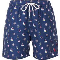 Polo Ralph Lauren Traveller Boating Swim Shorts - Navy