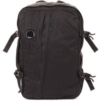 CP Company Lens Travel Backpack - Black