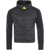 Parajumpers Shrike Lightweight Hooded Jacket - Black