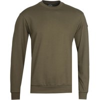 Paul & Shark Crew Neck Sweatshirt - Khaki