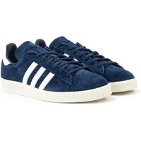 Adidas Campus 80s Trainers - Navy & White