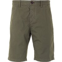 Pretty Green City Shorts - Khaki