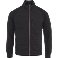 PS Paul Smith Mixed Media Jacket - Black