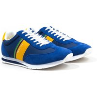 PS Paul Smith Prince Trainers - Blue and Yellow
