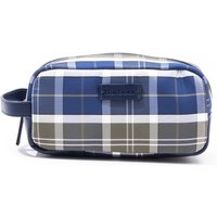 Barbour Wash Bag - Wetherham Tartan
