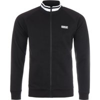 Barbour International Radius Raglan Full Zip Sweatshirt - Black