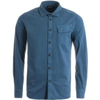 Barbour International Circuits Shirt - Mid Blue