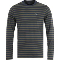 Barbour Matelot Long Sleeve Navy T-Shirt