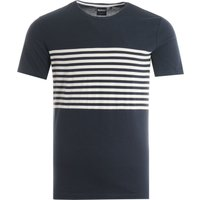 Barbour Rain Organic Cotton T-Shirt - Navy