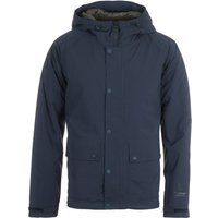 Barbour Cotter Waterproof Navy Jacket