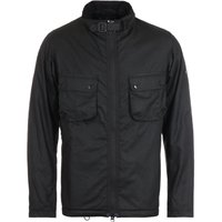 Barbour International Tennant Black Wax Jacket