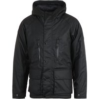 Barbour International Afton Black Wax Jacket