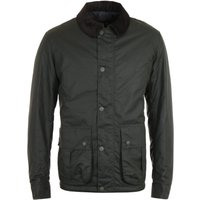 Barbour Allund Forest Green Wax Jacket