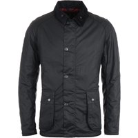Barbour Horto Navy Wax Jacket